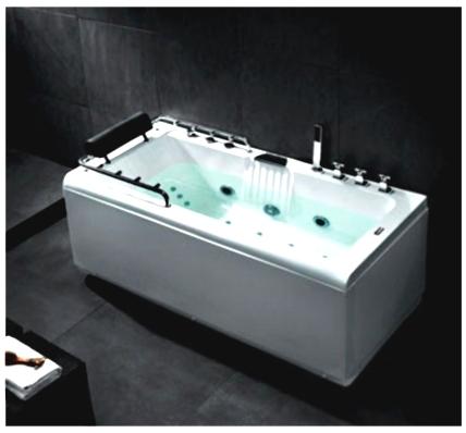 Whisper Brand New Royal W 0821 Whirlpool Jetted Bathtub