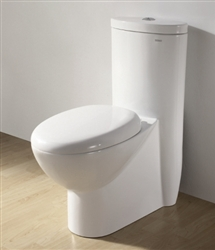 Royal 1008 Dual Flush Contemporary European Toilet