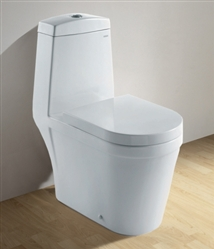 Royal 1024 Dual Flush Contemporary European Toilet