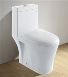 Royal 1034 Dual Flush Contemporary European Toilet