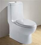Royal 1038 Dual Flush Contemporary European Toilet
