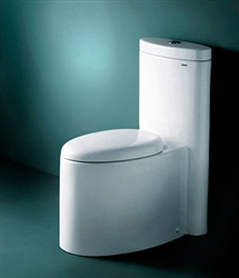 The Regency - Royal 1001 Contemporary European Toilet with Dual Flush