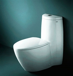 The Fortuna - Royal 1002 Contemporary European Toilet with Dual Flush