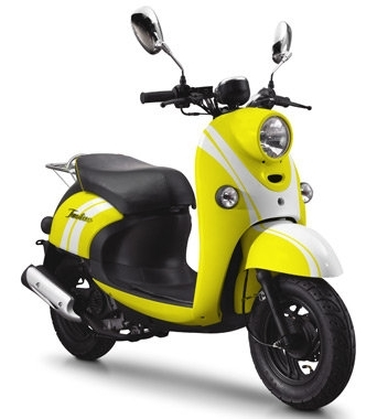 brand new 50cc sicily venus gas moped scooter. Black Bedroom Furniture Sets. Home Design Ideas