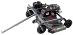 "Swisher 17.5 HP 60"" Electric Start Finish Cut Trail Mower"