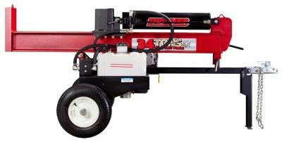 Swisher 34 Ton 12 Hp Log Splitter