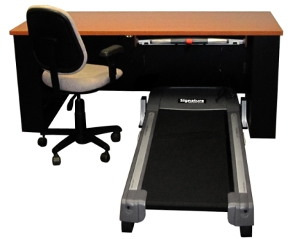 Signature Sit2Stand Treadmill Desk