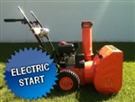 6.5 HP Snow Thrower Electric Start Snow Blower