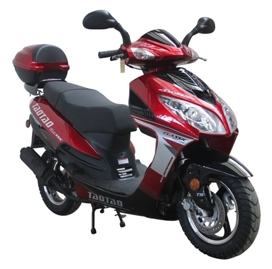 brand new 50cc thunder 4 stroke moped scooter. Black Bedroom Furniture Sets. Home Design Ideas