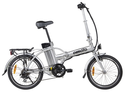 350 watt lithium electric folding bicycle e bike 6 speed with brakes. Black Bedroom Furniture Sets. Home Design Ideas