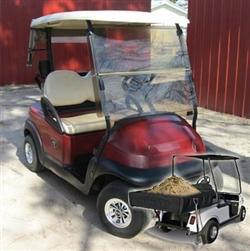 48v Club Car Precedent Utility Golf Cart With Aluminum