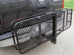 60x20 FOLDING CARGO CARRIER / LUGGAGE BASKET