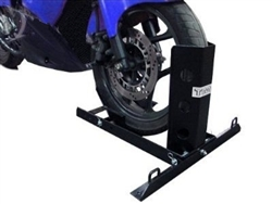 1000LB MOTORCYCLE SCOOTER TRAILER WHEEL CHOCK
