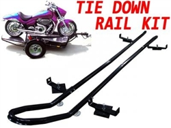 "95"" MOTORCYCLE TRAILER TIE DOWN RAIL"