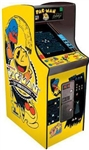 25th Anniversary Pac-man/Ms. Pac-man/Galaga Arcade Game