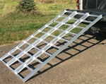 High Quality XL Aluminum Tri-Fold Ramp