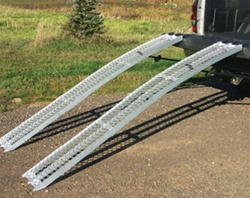 High Quality XL Aluminum Arch Ramp
