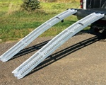 High Quality Extreme Duty Aluminum Arch Ramp