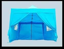 10x15 Blue Easy Set Pop Up Party Tent Canopy Gazebo at Sears.com