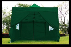 10x15 Green Easy Set Pop Up Party Tent Canopy Gazebo at Sears.com