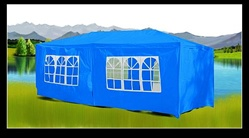 10 x 20 Blue Gazebo Party Tent Canopy at Sears.com
