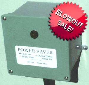 E-Green Power Saver (Lower Your Electric Bills!)