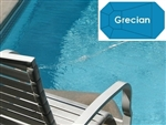 Complete 16'x32' Grecian In Ground Swimming Pool Kit with Steel Supports