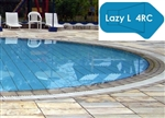 Complete 18'x44' Lazy L 4RC InGround Swimming Pool Kit with Polymer Supports