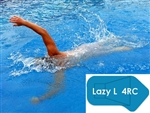 Complete 20'x47' Lazy L 4RC In Ground Swimming Pool Kit with Polymer Supports