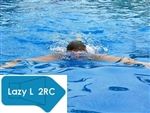 Complete 20'x48' Lazy L 2RC In Ground Swimming Pool Kit with Polymer Supports