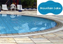 Complete 21'x35' Mountain Lake InGround Swimming Pool Kit with Polymer Supports