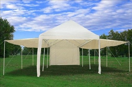 Alternative Views & x 10 Canopy Carport Shade Party Tent - w Extension