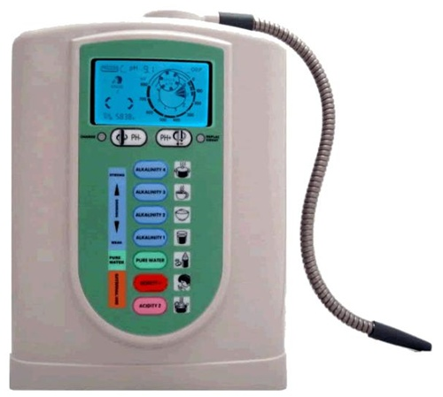 High Quality Living Spring Water Ionizer Filtration System
