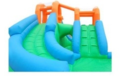 Water Castle Bouncer