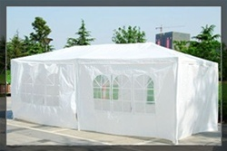 White Wedding Party Tent