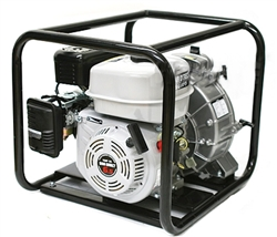 "6.5 HP Gas Powered Engine Water/Trash Pump w/ 2"" NPT Thread"