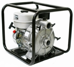 "Carb Full Trash Pump 6.5 HP Gas Engine 2"" Thread"