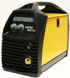 180 AMP Inverter Flux Core Gas Welder With Reversible Polarity Welding
