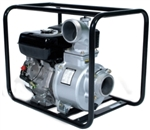 9 HP Portable Gas Trash Semi Water Pump