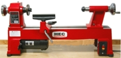 Heavy Duty 5 Speed 12 x 18 Power Turing Wood Lathe