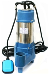 Sub Sewage 1.5 HP Water Sump Pump