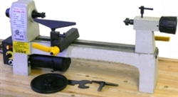 Variable Speed Mini Wood Lathe