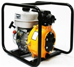 6.5 HP 1-1/2 portable emergency Fire Gas Water Pump