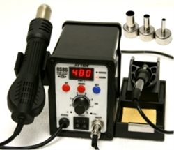 2 in 1 SMD Rework Soldering Station