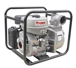 "6.5 HP 2"" Gas Powered Water Pump"