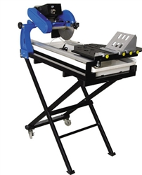 "27"" Laser Guided Wet Tile Saw"