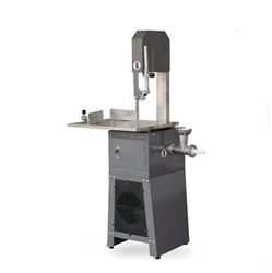 Professional Meat Cutting Band Saw with Built-in Grinder