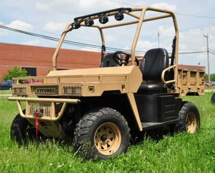 500cc Big Iron Utv All Terrain Vehicle