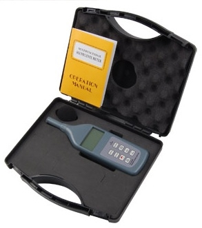 RS-232 Sound Level Meter Digital Decibel Reader