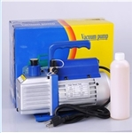 High Quality 3 CFM Single Stage Rotary Vane Refrigeration Vacuum Pump